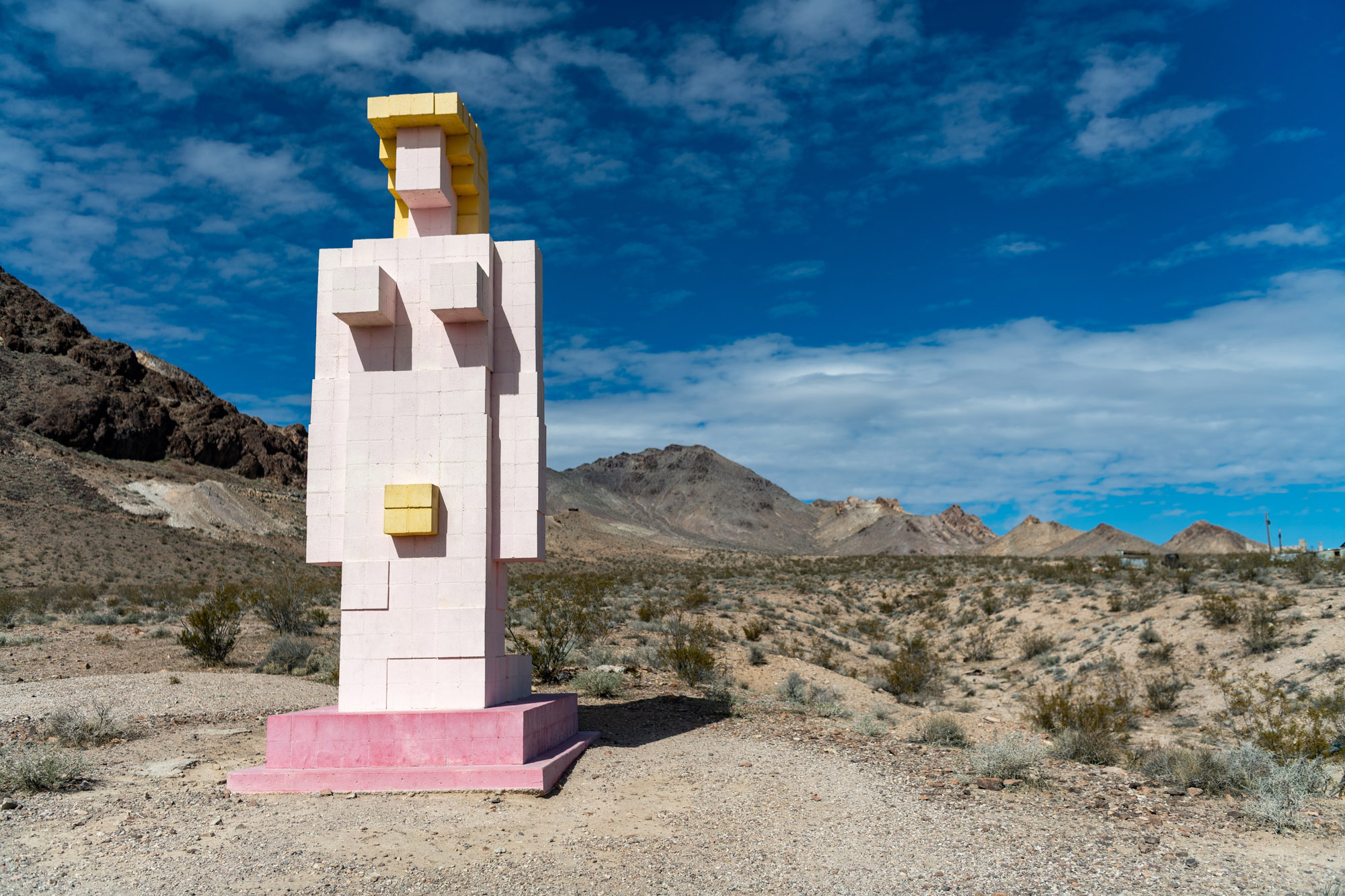 Lady Desert - The Venus of Nevada