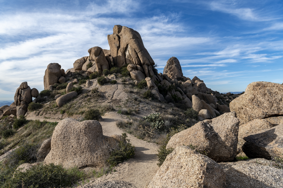 Tom's Thumb Trail outside of Scottsdale, AZ