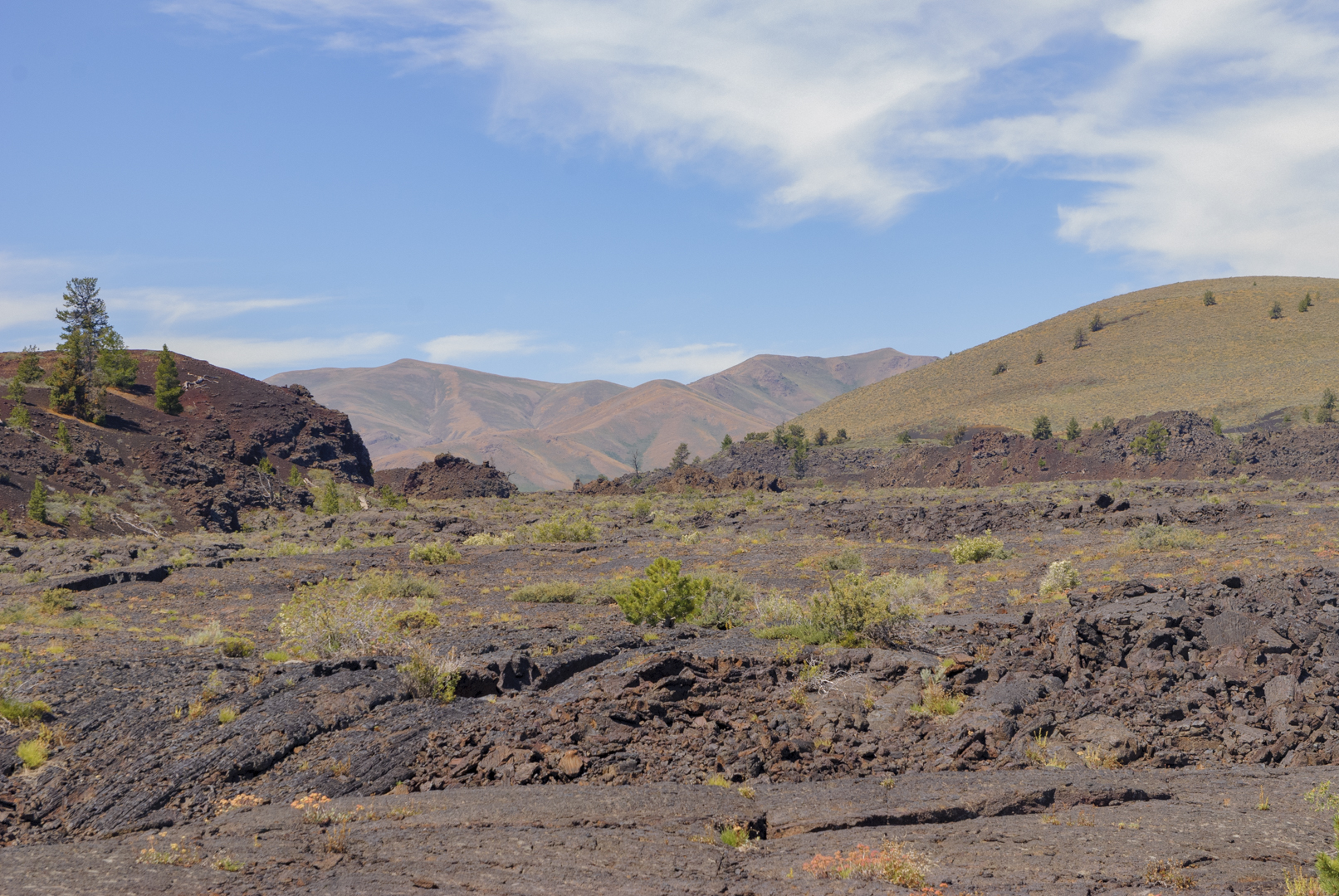 Craters of the Moon in Arco, Idaho