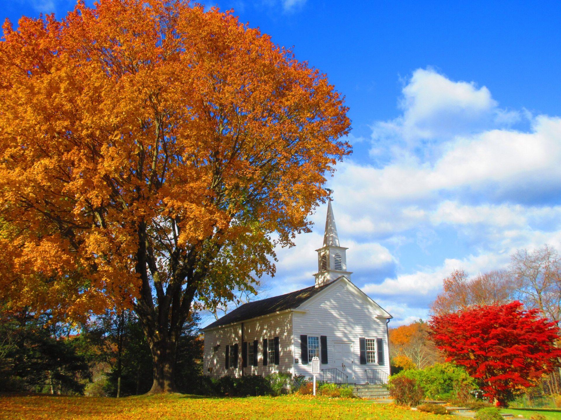 Dingletown Community Church, Greenwich, CT.