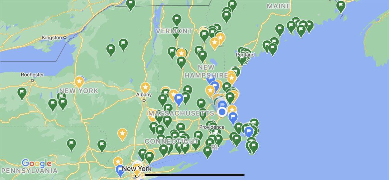 Building Offline Maps in Google Maps
