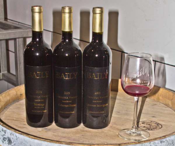 Baily Vineyard
