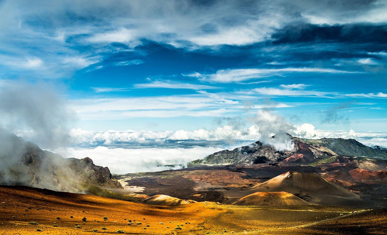 Haleakalā National Park Summit