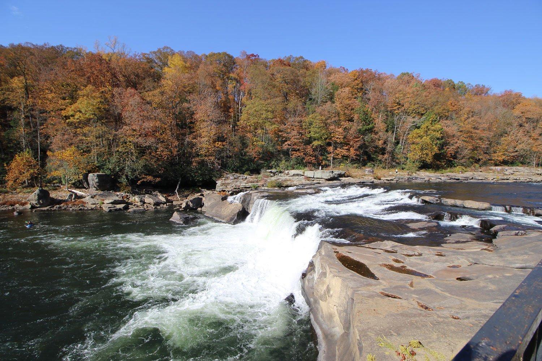 Ohiopyle Waterfall